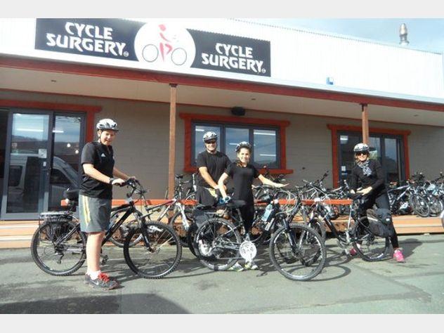 Cycle surgery dunedin