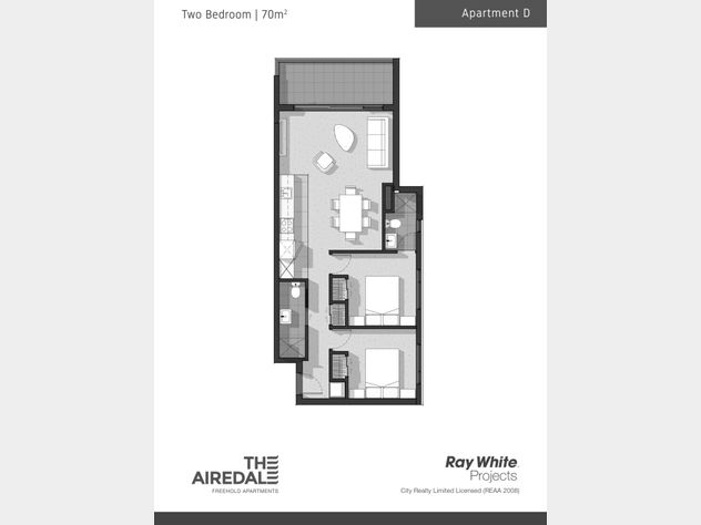 The Airedale Two Bedroom Realestate Co Nz
