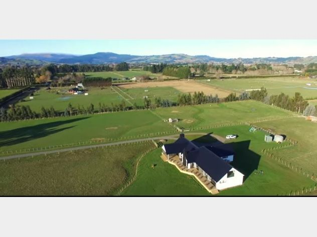 Magnificent 460sqm new homestead on 6 hectares of Taieri land - dare to compare this pricing and this quality. Open Sunday