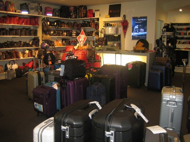 Upmarket Leather and Luggage Retailer - primebusiness.co.nz