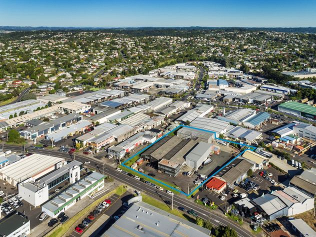8,550sqm Wairau Valley Site - Vacant Possession!