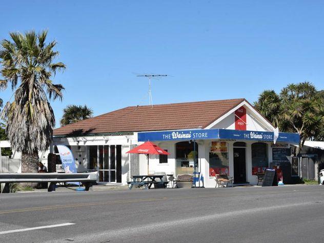 Wainui Beach Store