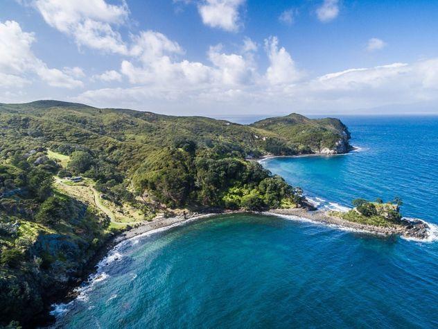 Large beachfront wilderness / paradise