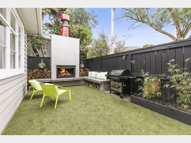 Entertain Outdoors All Year