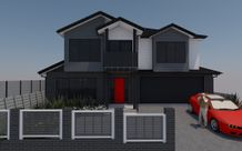 BRAND NEW HOUSE IN A GOOD LOCATION!!
