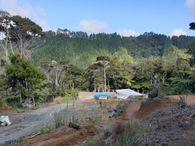 Bush Block - Site Work Started