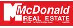 McDonald Real Estate Ltd (Licensed: REAA 2008) - Waitara's logo